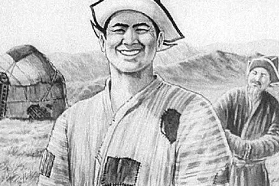 Кыргыз эл жомогу: Чык татырбас Чыгай бай