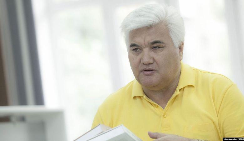 Сулайман Кайыпов «макулуктардын бетине түкүрдүм!» дейт