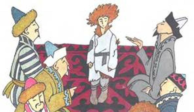 Кыргыз эл жомогу: Айлакер бала