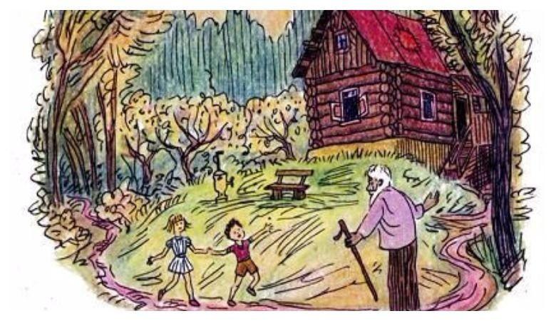 Валентин Берестов: Жолду кантип табуу керек