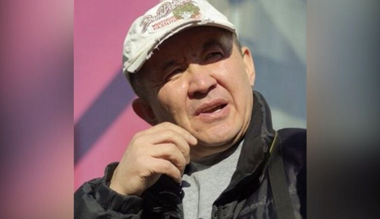 Султан Жумагулов: Марадона